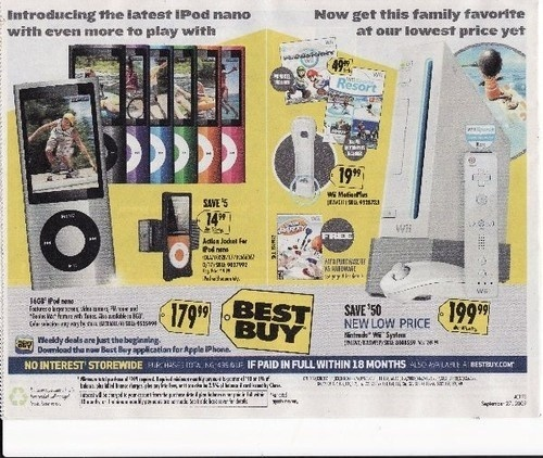 Best Buy Wii