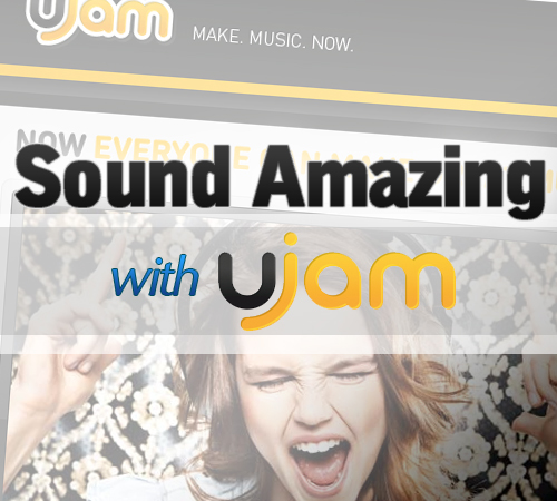 Sound Amazing With Ujam